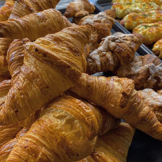 Butter King Kong: Plain Croissant