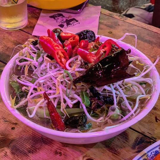 Cho Chang: Dumpling Soup