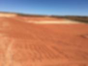 Arid land preparation