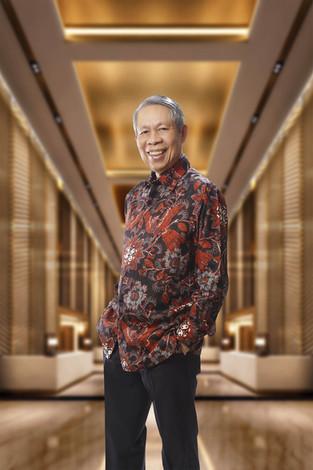 Suwignyo Budiman - Vice President Director of Bank Central Asia Tbk. Portrait Photography by Yunaidi Joepoet - Jakarta, Indonesia