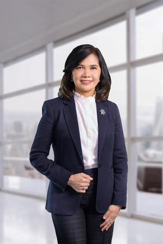 Dewi Muliaty - President Director PT Prodia Widyahusada Tbk. Portrait Photography by Yunaidi Joepoet - Jakarta, Indonesia