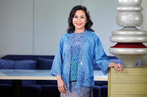 Noni Purnomo - President Director Blue Bird Group Holding. Portrait Photography by Yunaidi Joepoet - Jakarta, Indonesia