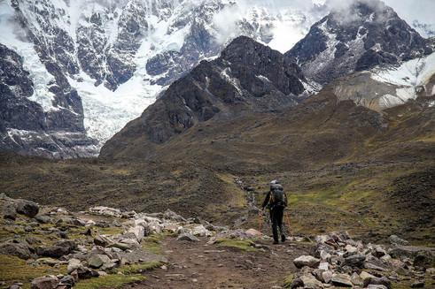 Apu Ausangate, Peru for Eiger Adventure. Travel and Adventure Photography by Yunaidi Joepoet