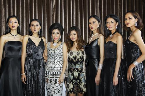 Wanda Ponika Owner of Wanda House of Jewels Privat Event. Socialite Event Photography by Yunaidi Joepoet, Jakarta - Indonesia