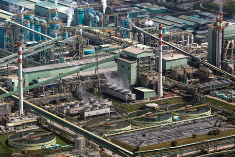 Asia Pacific Resources International Holdings. Aerial Photography by Yunaidi Joepoet - Jakarta, Indonesia