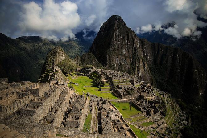 Machu Picchu, Peru. Travel Photography by Yunaidi Joepoet