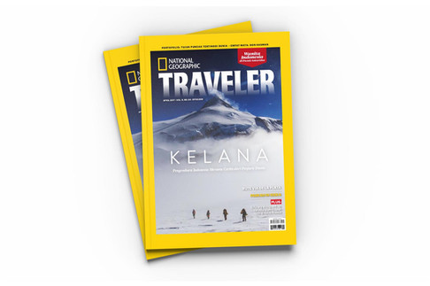 Editorial Photo Editing for National Geographic Traveler Indonesia