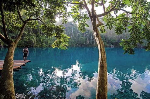 Labuan Cermin, Berau Regency, East Kalimatan. Travel Photography by Yunaidi Joepoet