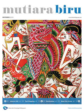 Yunaidi Joepoet for Mutiara Biru Magazin