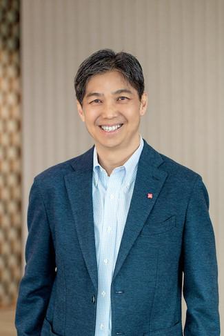 Paulus Sutisna - President Director Bank DBS Indonesia. Portrait Photography by Yunaidi Joepoet - Jakarta, Indonesia