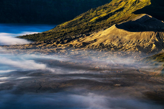 Bromo Tengger Semeru National Park, East Java. Nature and Landscape Photography by Yunaidi Joepoet