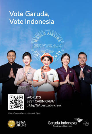 Commercial Photographer Jakarta, Garuda
