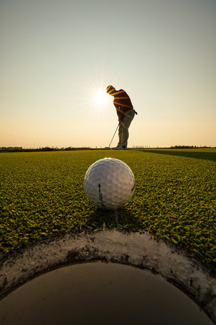 Golf Photography for Golf Island - Agung Sedayu Group. Professional Photography Services by Yunaidi Joepoet based in Jakarta, Indonesia