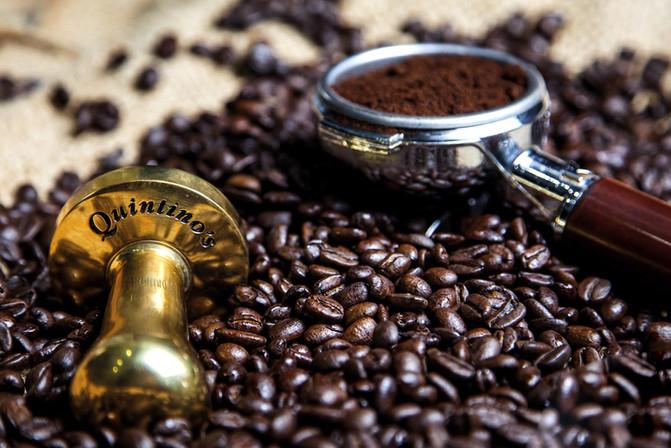 Quintinos Coffee. Product Photography by Yunaidi Joepoet - Jakarta, Indonesia