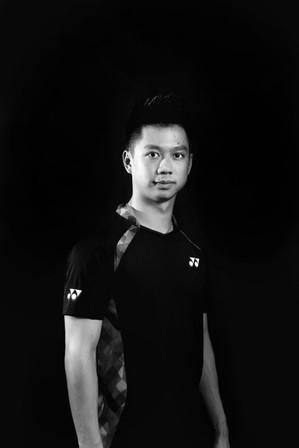 Kevin Sanjaya Sukamuljo - Badminton Player & World Ranking 1 Men's Double. Portrait Photography by Yunaidi Joepoet - Jakarta, Indonesia