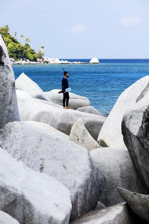 Anambas Islands. Travel Photography by Yunaidi Joepoet