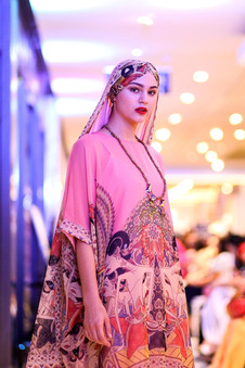 Galeries Lafayette x Ghea Panggabean Fashion Show. Event and Fashion Show Photography by Yunaidi Joepoet, Jakarta - Indonesia