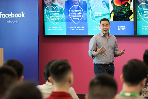 Event Photography at Facebook Indonesia HQ. Event and Conference Photography by Yunaidi Joepoet - Jakarta, Indonesia