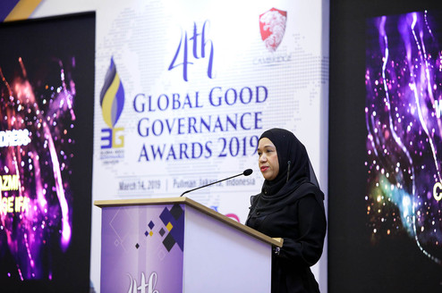 Global Good Governance Awards at Pullman Hotel Jakara. Event and Conference Photography by Yunaidi Joepoet - Jakarta, Indonesia