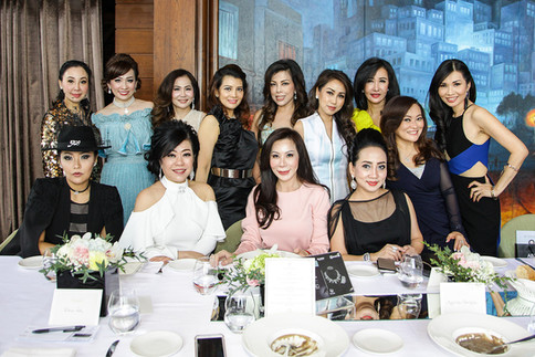 Wanda Ponika Owner of Wanda House of Jewels Privat Event. Socialite Event Photography by Yunaidi Joepoet, Jakarta - Indonesia