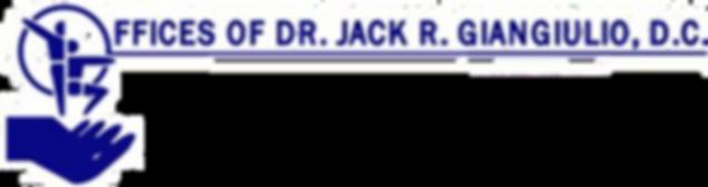 Jack R Giangiulio, DC Logo 1