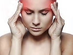 Women with headache linked to the Treatments of Headaches page
