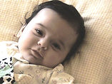 Photo of baby linked to the Subluxation and Disease page