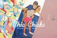 「CHIC CHICKS」展に参加します。
