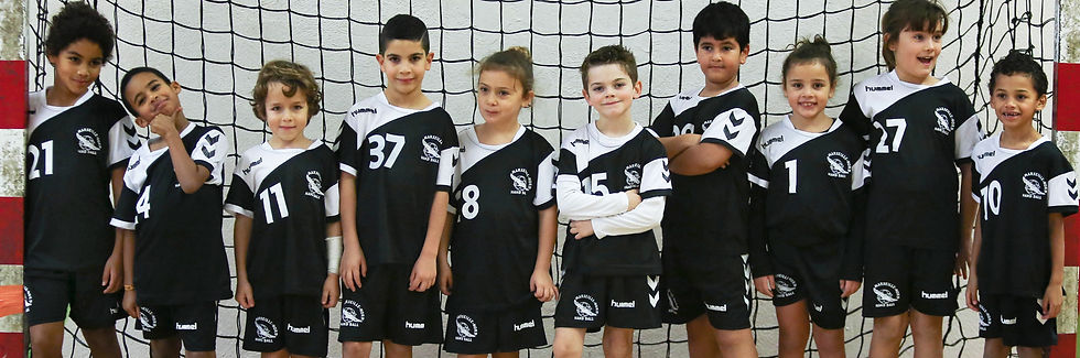 Marseille Nord Handball et l'école deHandball