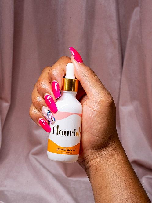 Flourish Hair Oil