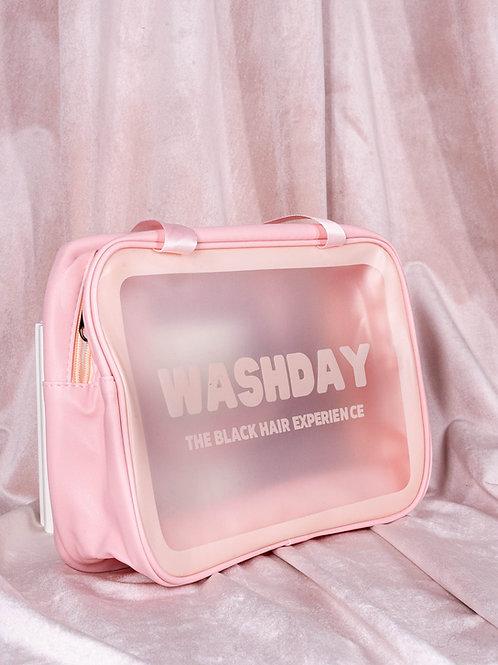 Wash Day Travel Bag