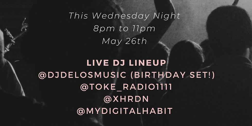 Wednesday Night Get-down!