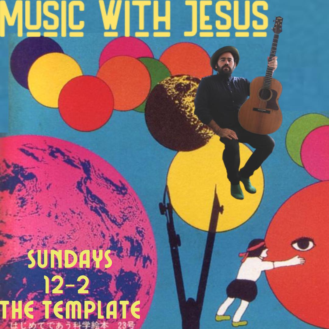 LIVE MUSIC W/ JESUS G