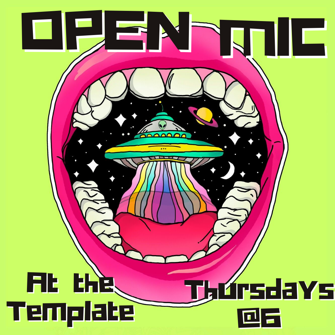 Open Mic!