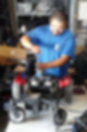 Repair and purchase of power wheelchairs and manual wheelchairs