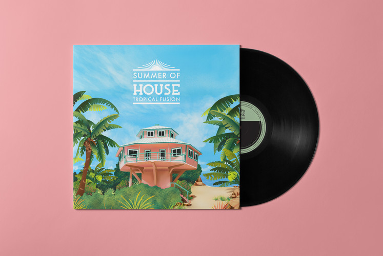 Tropical Fusion Front Cover with LP.jpg