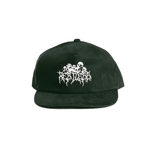 BLK LIGHTNING CAP