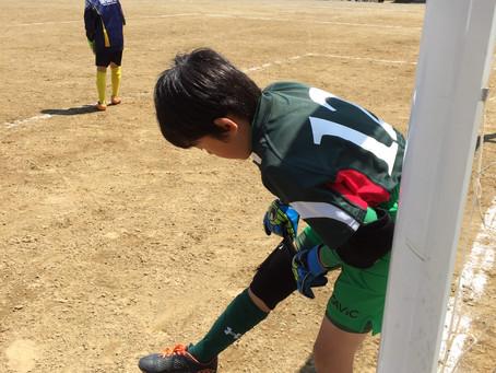 U-12サッカーリーグ 第7,8節