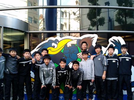 フットボール部門 U-15関東遠征 vol.1