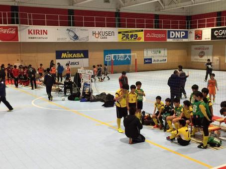 2016コンサドーレカップ(U-12)結果