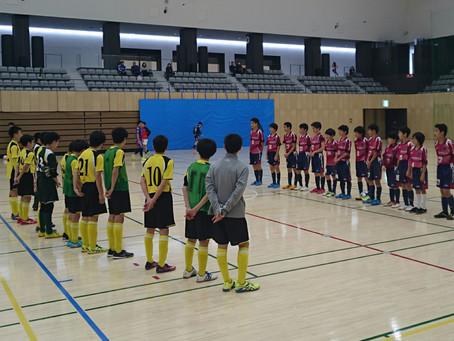 フットボール部門 U-15 関東遠征 vol.3