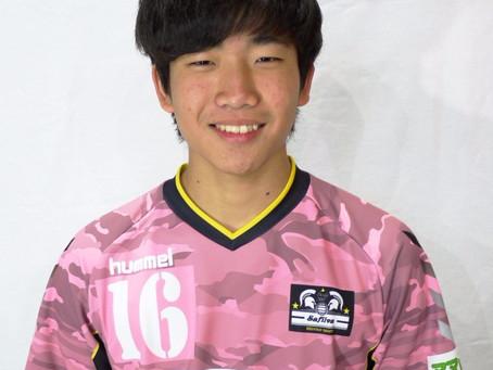 U-18フットサル北海道選抜へ2名選出!