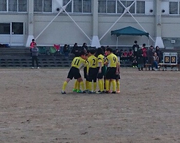 U-12サッカーリーグ 開幕