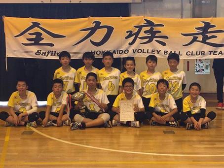 Safilva北海道U-12男子