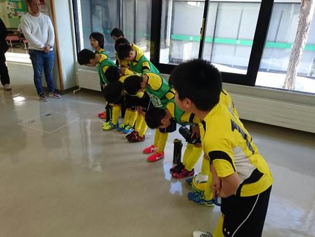 【フットボール部門 U-12&futsal U-12】 ファミリーフットサル U-9の部