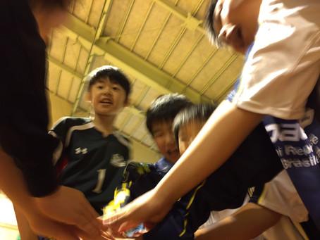 U-12 全日本少年フットサル札幌予選