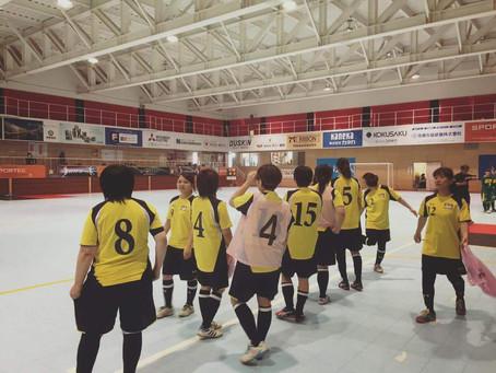 北海道女子フットサルリーグ2部 結果