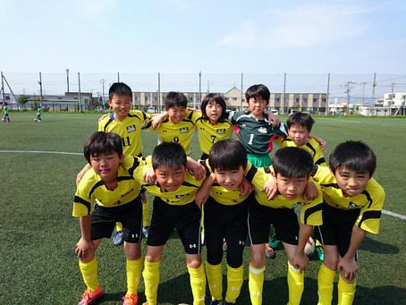 U-12サッカーリーグ 第5,6節
