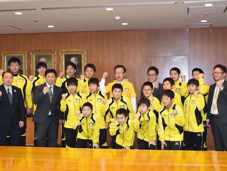 ☆バレーボール部門TOP&U-12男子