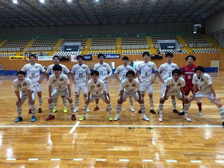 北海道フットサルリーグ 第1節結果